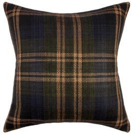 Elvy Pillow 24 square Olive